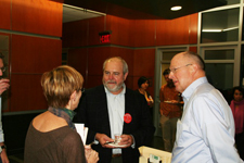 Rudy Baum Reception